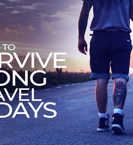 Fun Ways To Travel Long Without Wearing Out!