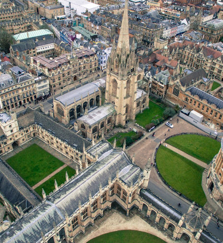 A Day Trip in Oxford