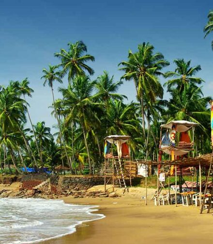 6 Best Beaches in India