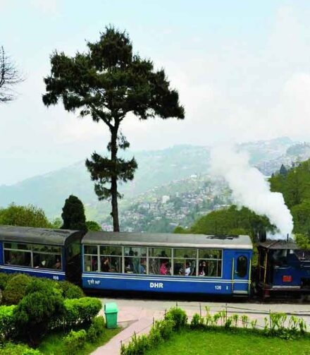 A Weekend trip to Darjeeling