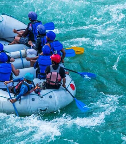 Best Destinations for Adventure Sports in India